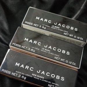 Marc Jacobs lipstick bundle